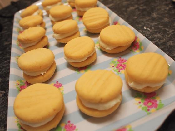 Melting Moments Cake Recipe