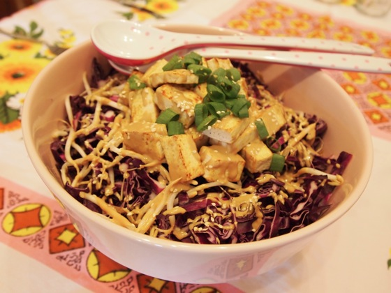 tofucabbagesalad