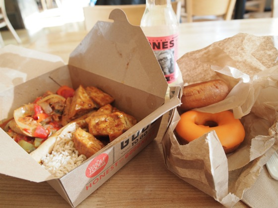 Whole Foods Frozen Doughnuts