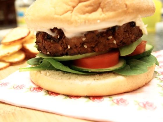 tempehburger