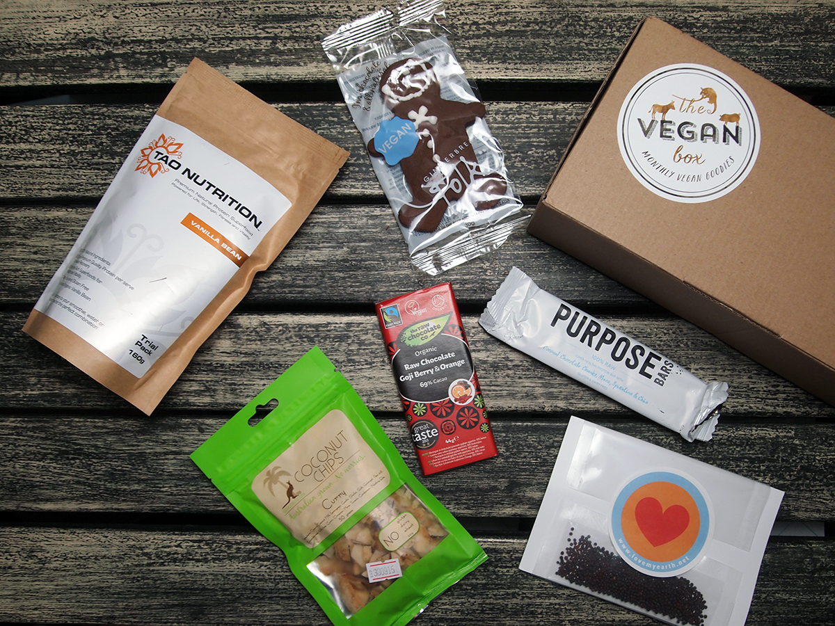 The Vegan Box