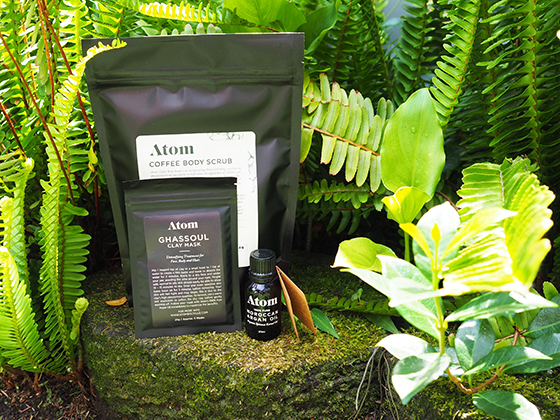 Atom Natural Beauty Pack
