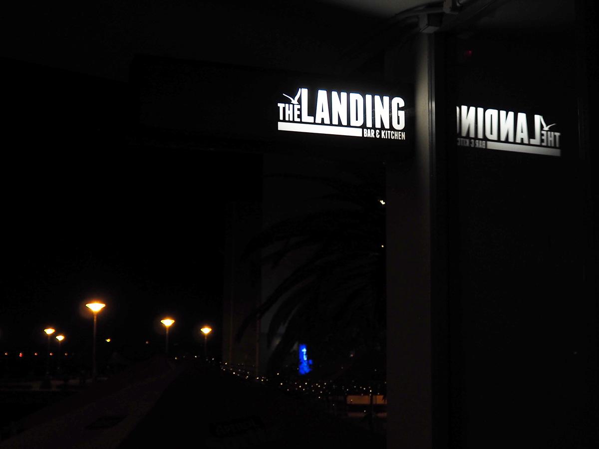 Landing Bar