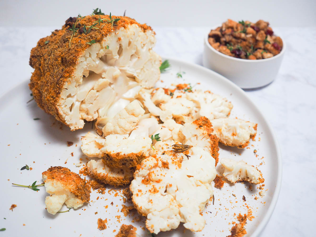Cauliflower Roast