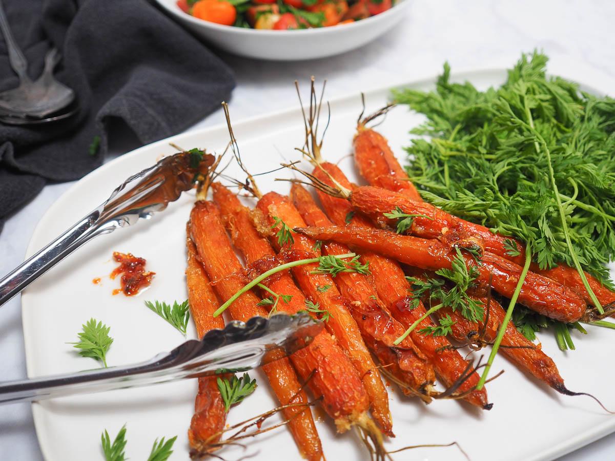 Ginger Carrots